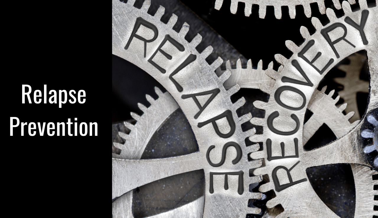 Two gears Gears working together as a symbol of relapse prevention CASAC online renewal.